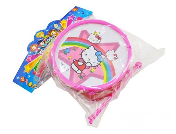 Барабан детский в пакете H6-012