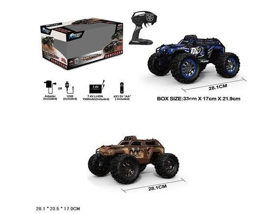 Машина на р/у HB-ZG1801.02