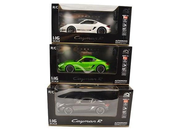 Porsche Cayman R 1:16 на Р/У HQ200123