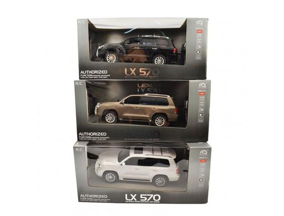 Радиоуправляемый джип Lexus HQ200125