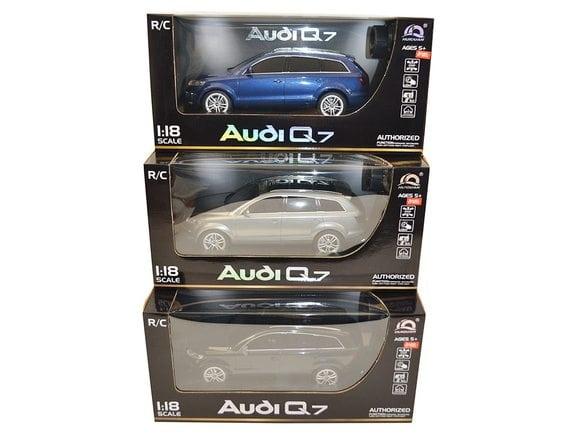 Машинка Audi Q7 радиоуправляемая HQ200121