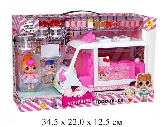Игровой набор Авто-кафе K5622