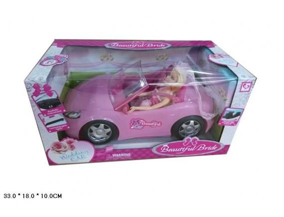 Кукла на машине K877-30D