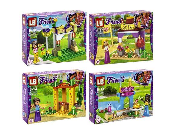 Конструктор Friends LB546-1