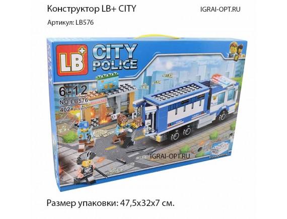 Конструктор CITY LB576