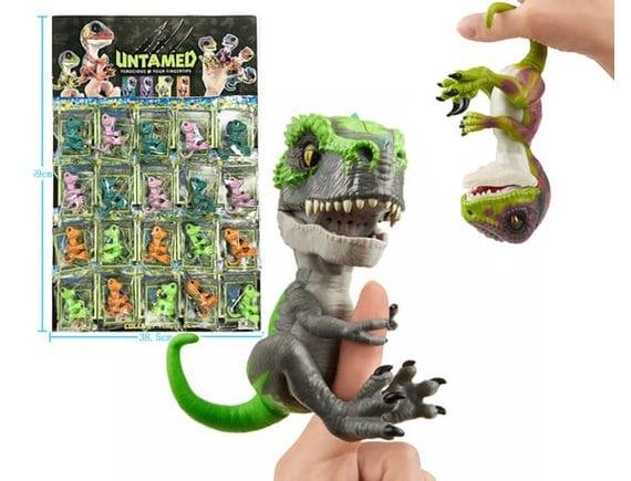 Динозавры на листе LY0550