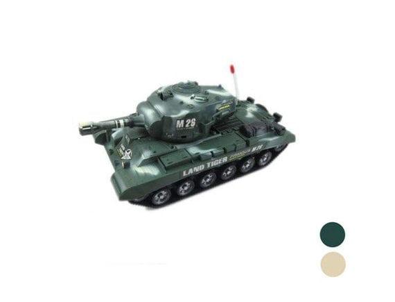 Инерционный танк M26