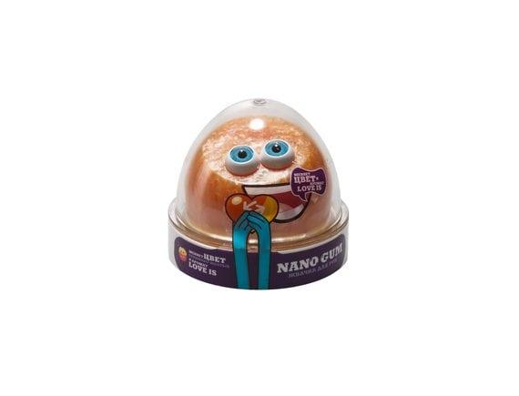 Жвачка для рук Nano gum с ароматом LOVE IS 50 г NG2LI50