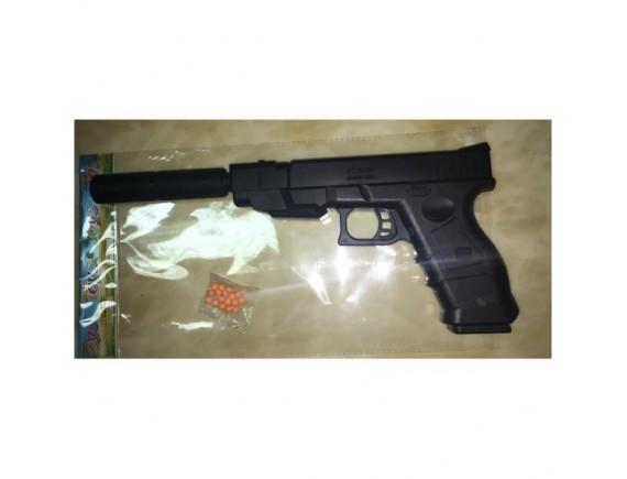 Игрушечный пневматический пистолет P2698A-3