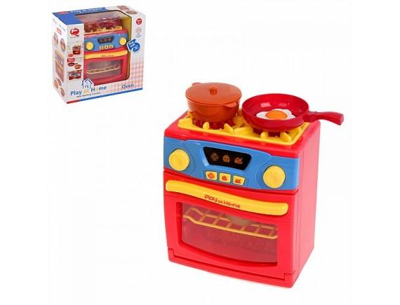 Игрушечная кухонная плита Play At Home QF26131