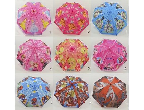 Детский зонтик 22 вида RI-1673
