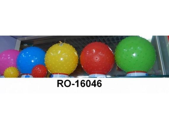 Резиновый мяч (60г. д. 16 см.) RO-16046-2