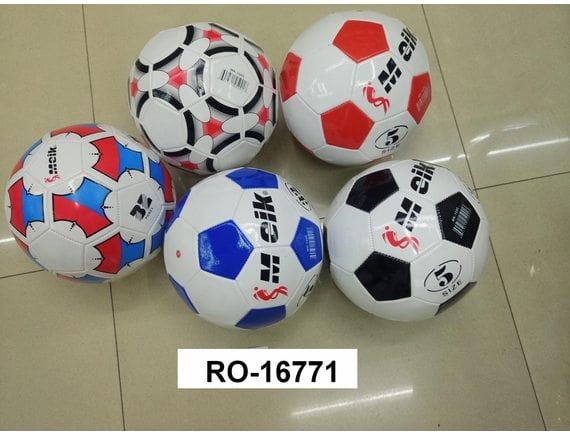 Футбольный мяч 280г (5 видов) RO-16771