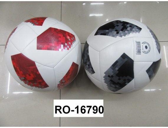Футбольный мяч 420г 2 вида RO-16790