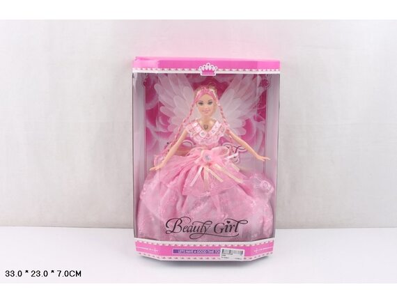 "Кукла ""Принцесса"" (светящ.крылья) S58B"