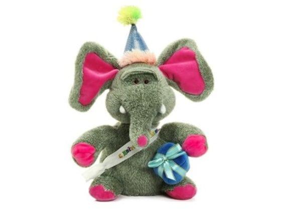 """Поющая игрушка """"Слонёнок Фантик"""" SDM-1550"""