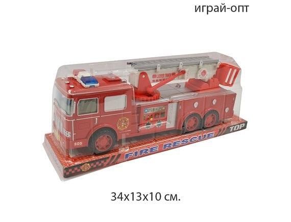 Инерционная пожарная машина SH-8806