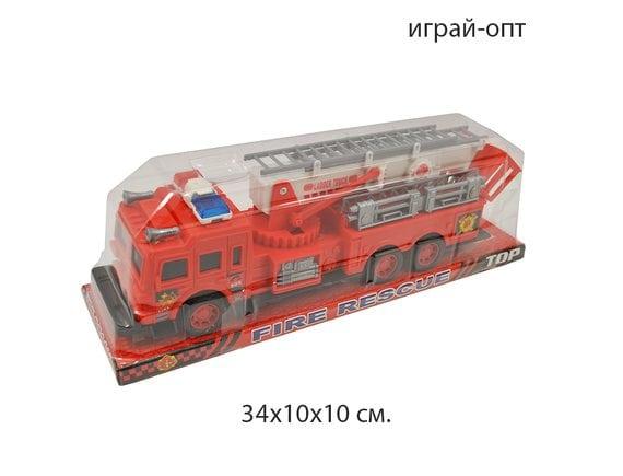 Инерционная пожарная машина SH-9008