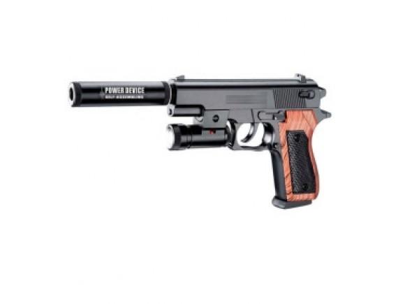 Игрушечный пневматический пистолет SP-3B