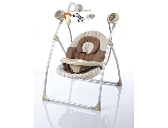 Качалка для новорожденных SW102C