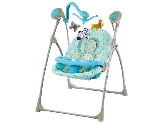 Качалка для новорожденных SW102G