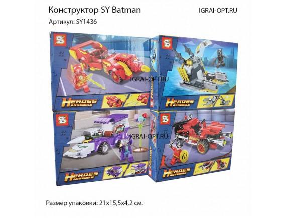 Конструктор Batman SY1436