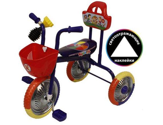 Велосипед 3-хколесный без ручки T004C