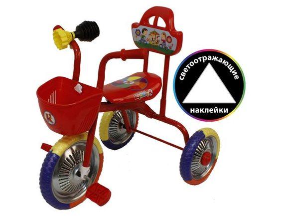 Велосипед 3-хколесный без ручки T004K