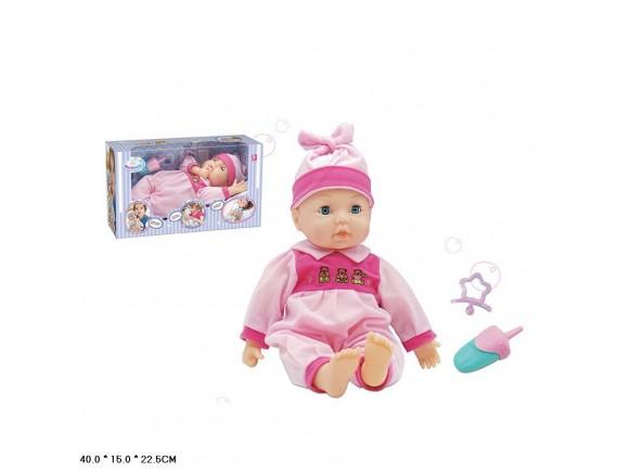 Кукла-пупс с одеждой и аксессуарами WZJ027B-2