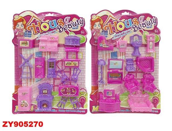 """Игровой набор """"Мебель для куклы"""" ZY905270"""