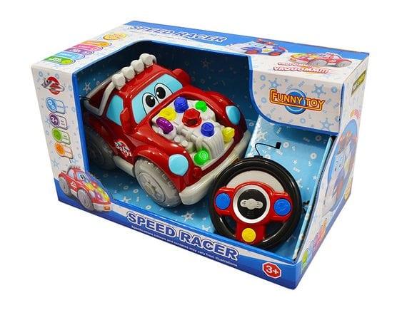 """Машинка """"Speed Racer"""" радиоуправляемая 838-14KB"""