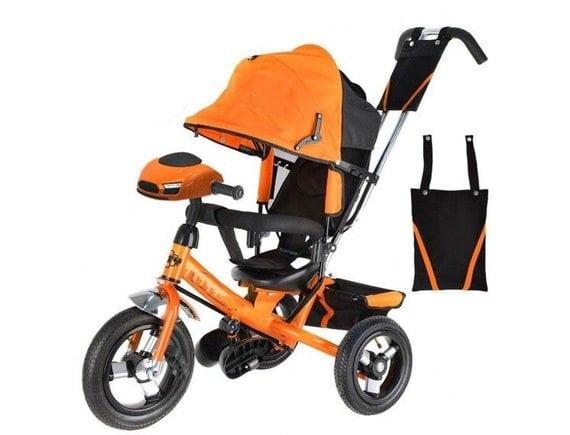 Детский велосипед коляска City H7HBO