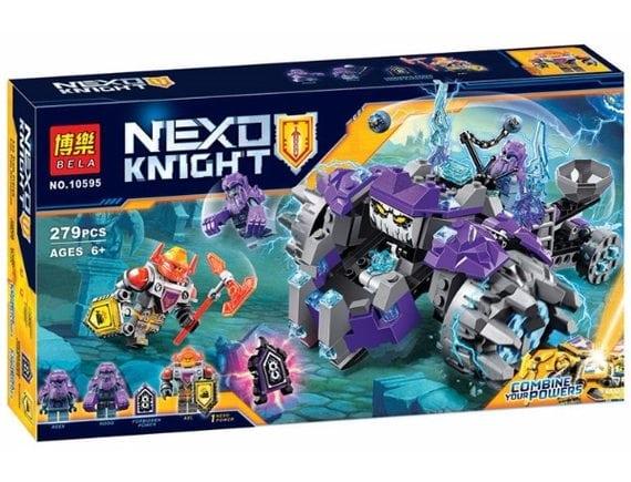Конструктор BELA Nexo Knight «Три брата» 10595