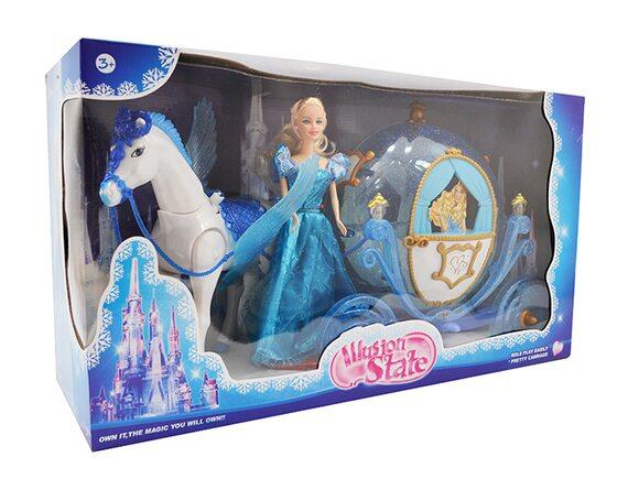 """Игровой набор """"Карета для принцессы"""" Артикул: 219A"""