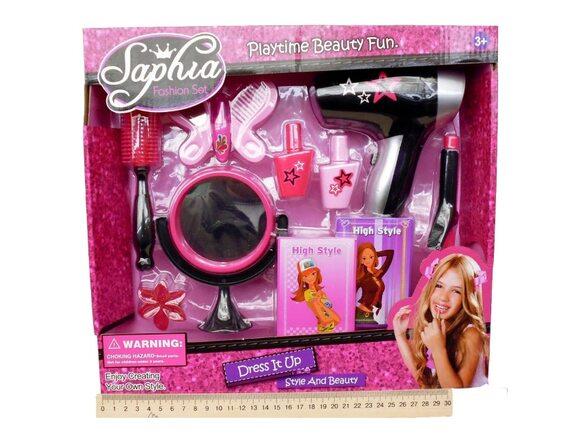 Набор парикмахера «Saphia Fashion Set» Артикул: 4025