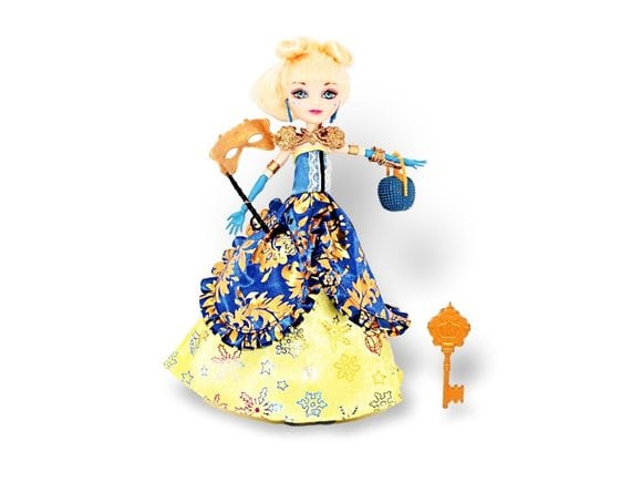 Кукла с аксессуарами (4 вида)