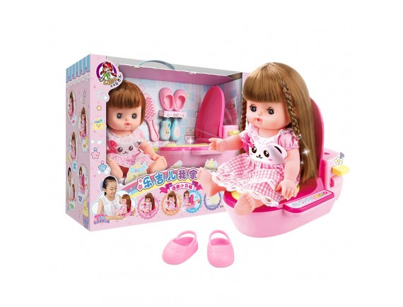 Кукла-пупс с аксессуарами Артикул: L0487