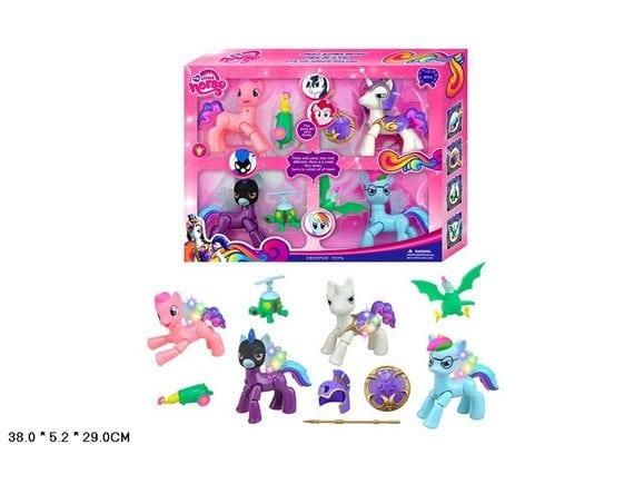 Игровой набор «Пони» SM1007