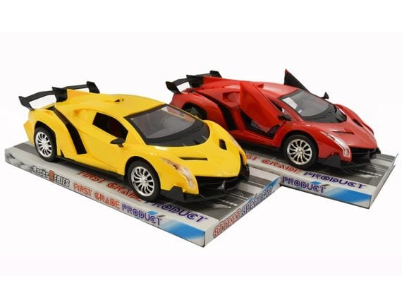 Инерционная машина «Lamborghini»