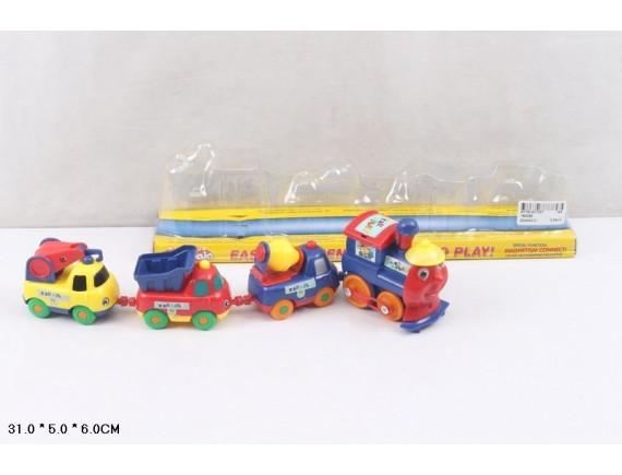 Инерционная игрушка «Паровоз» Артикул: 18008E