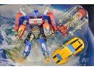 Игровой набор из двух роботов-трансформеров  Бамблби и Оптимуса Прайма. Артикул: 4083