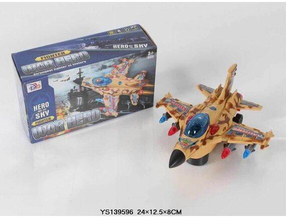 Истребитель на бат. в коробке Артикул: 5988B-1