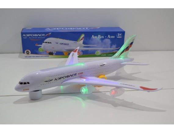 Игрушечный самолет A330-130RU