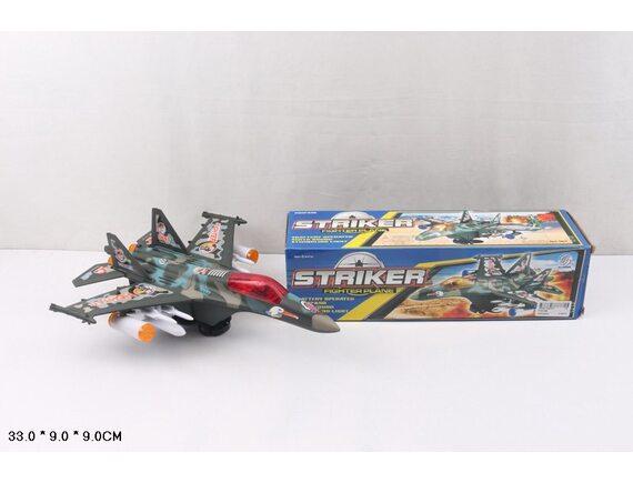 Самолет на бат. в коробке Артикул: F18-089