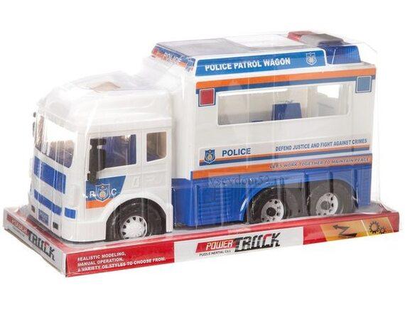 Инерционная машина «Полицейский фургон»