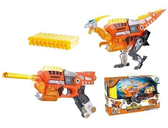 Трансформер Бластер - Динозавр. Артикул: RO-16486