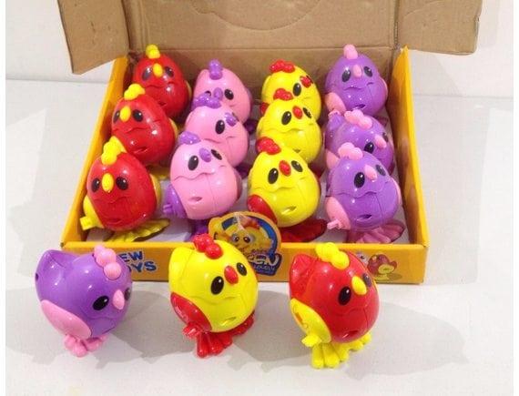 Игрушка заводная «Цыпленок» Артикул: 1298