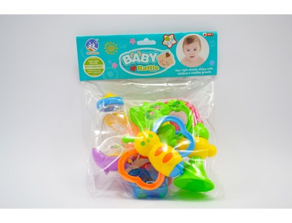 Набор погремушек «Baby Rattle»