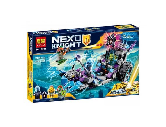 Конструктор BELA  Nexo Knights 10591