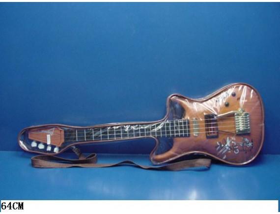 Детская струнная гитара в чехле 170A5